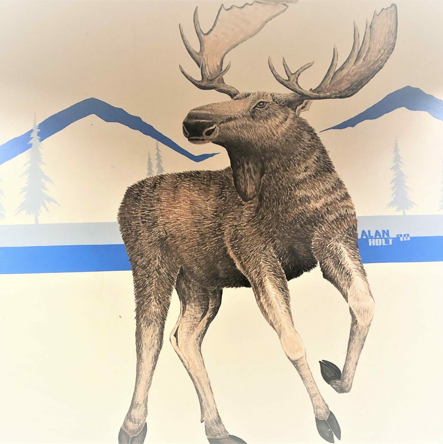 Moose Pass School